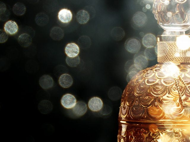 coming soon – an exhibition at the Guerlain flagship store in Paris.