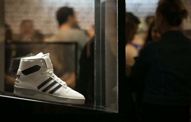 ADIDAS ORIGINALS Spezial exhibition